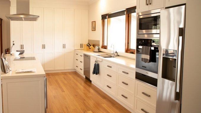 Brockenchack Vineyard BnB - gourmet kitchen